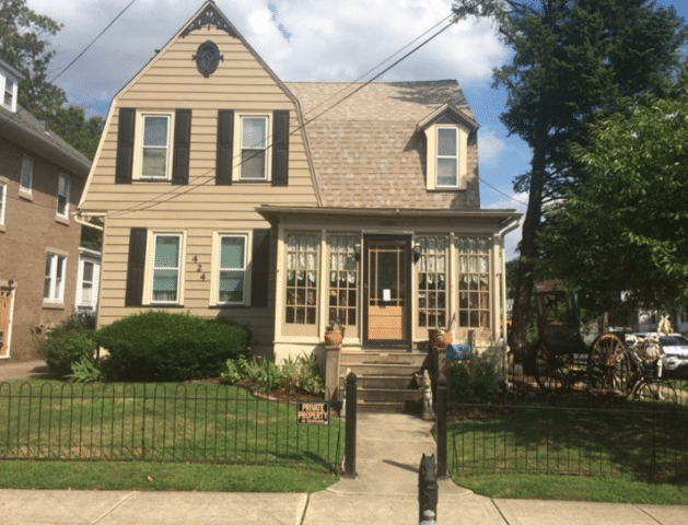 Roof Replacement Covered by Insurance in Collingswood, NJ