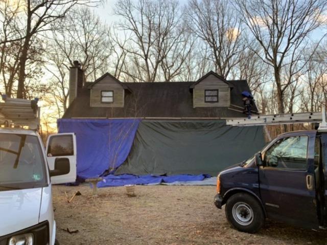 Roof Install in Hammonton, NJ