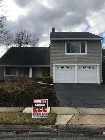 Roof Replacement in Evesham Township, NJ