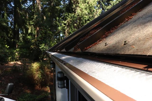 Valor Gutter Guard Replacement - Seattle