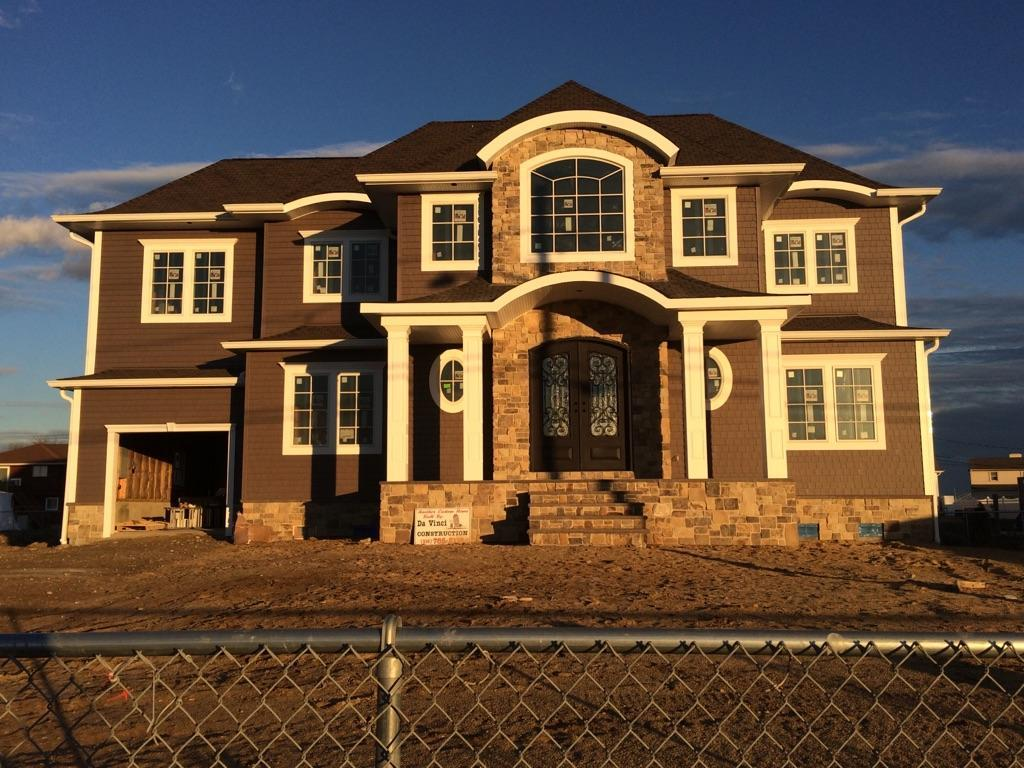 Siding, Roof, and Window Install for New Construction in West Islip, NY - After Photo