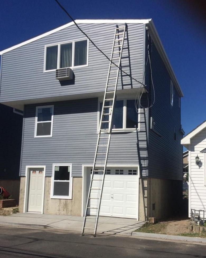 Siding Replacement in Bellmore, NY - After Photo