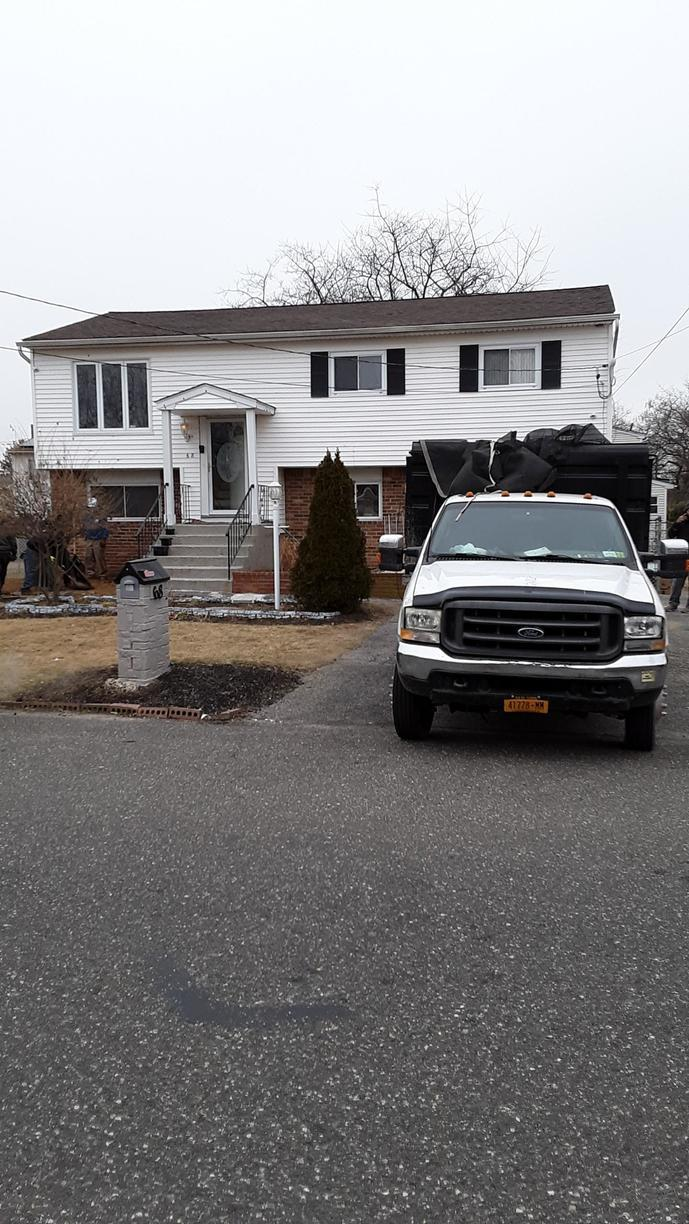 Roofing Replacement in Brentwood, NY - After Photo