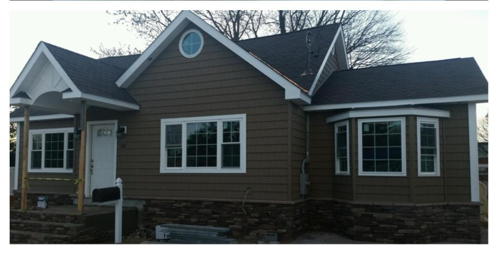 West Babylon, NY Roofing and Siding Installation Project - After Photo
