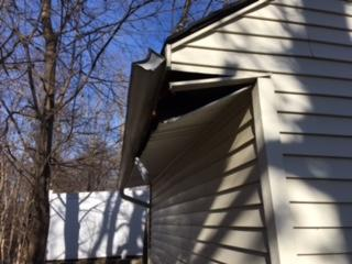 Fascia Repair Completed in Smithtown, NY