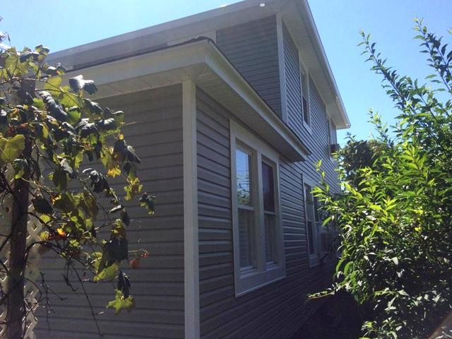 Siding Replacement Project in Patchogue