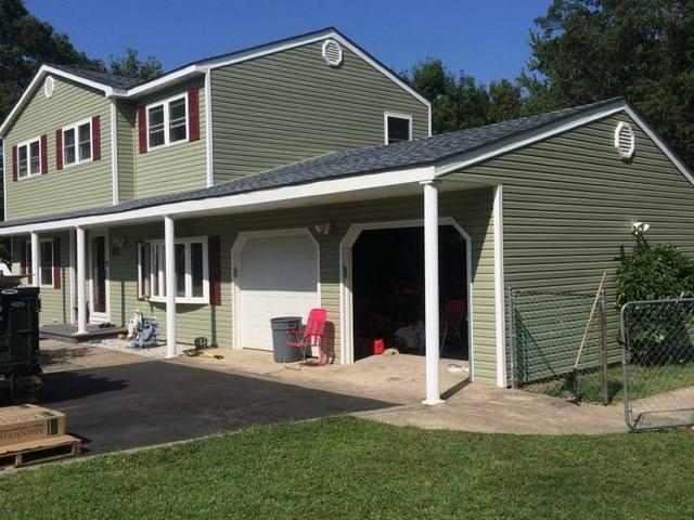 Siding Replacement in Patchogue, NY