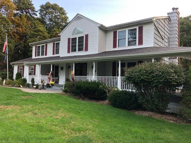Manorville, NY Full Siding Replacement