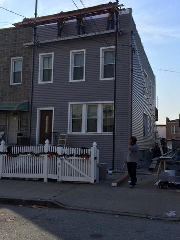Bronx, NY Siding Installation - After Photo