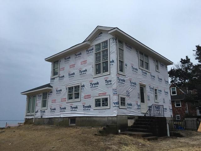 Laurel Hollow, NY Vinyl Siding Install
