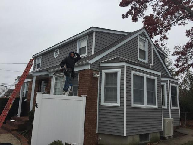 New Siding and Roofing Installation in Merrick, NY
