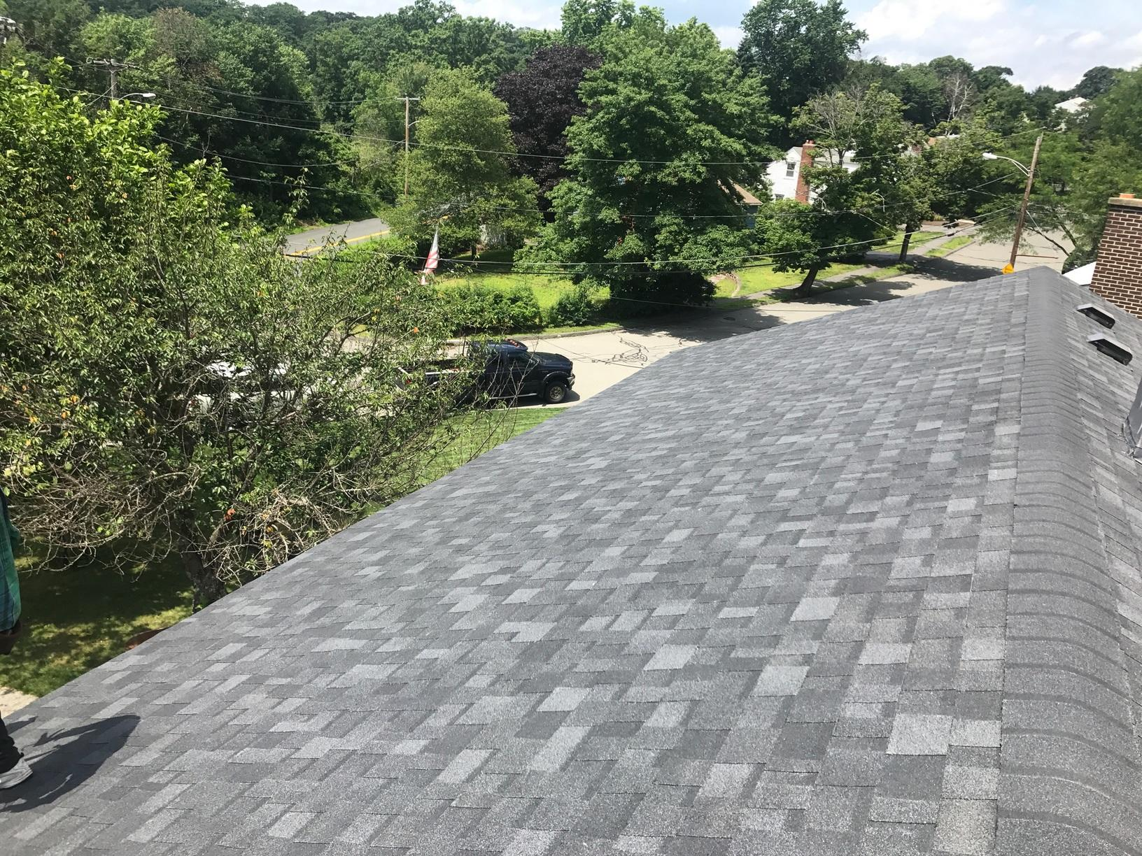Stamford, CT Roofing Installation - After Photo