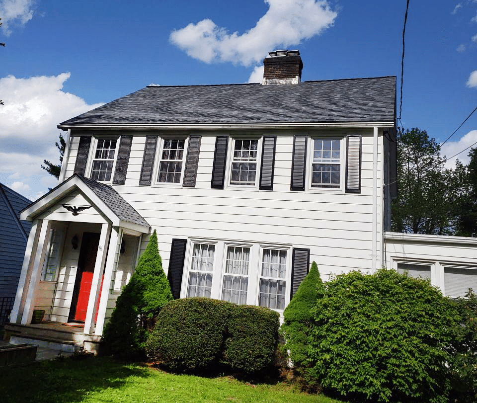 Roof Replacement in Greenwich, CT - After Photo