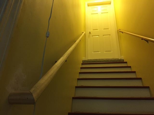 Interior Staircase Railing Installation in Hebron CT