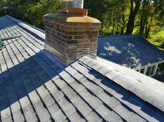 Chimney Flashing Repair in Bolton, Connecticut