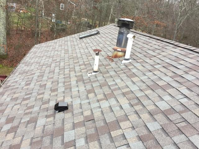 Roof Replacement in Coventry, RI
