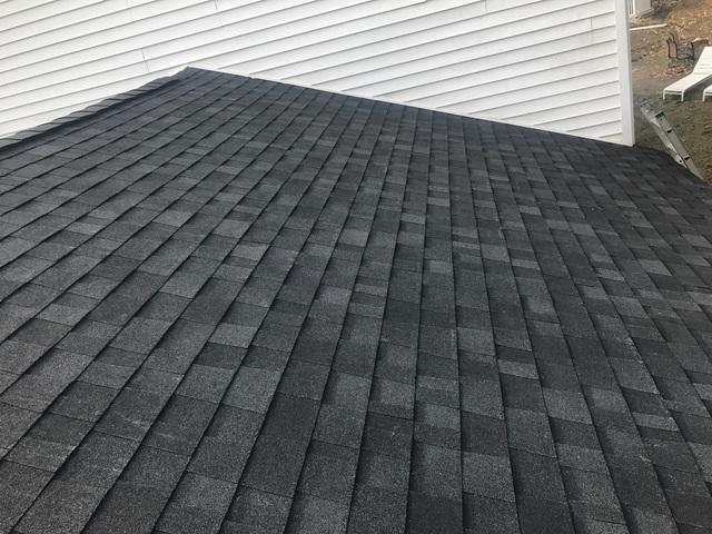 Sandy Hook, CT Roof Replacement on Ranch Home