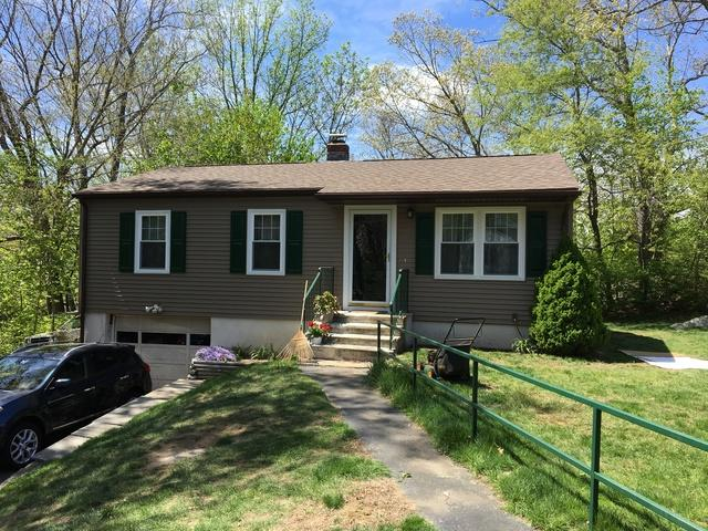 Rugged Canyon Siding and Teak roof replacement in Seymour, CT