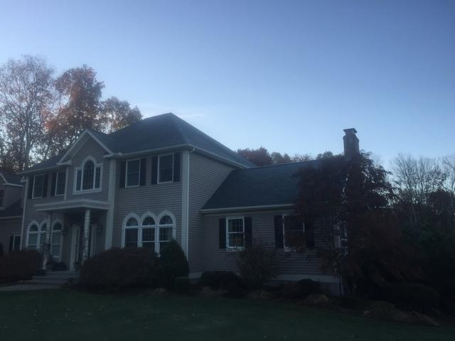 Shingle Roof Replacement in South Glastonbury, Connecticut