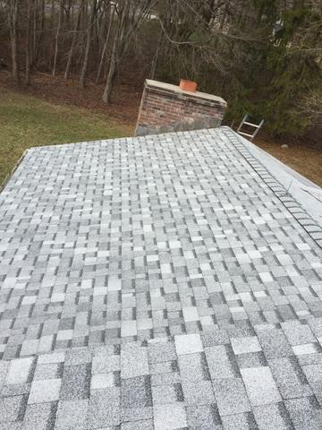 Residential Roofing Project in Monroe, Connecticut