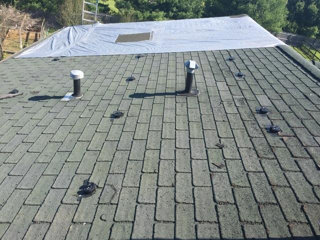 Emergency Roof Replacement in Bethlehem, Connecticut