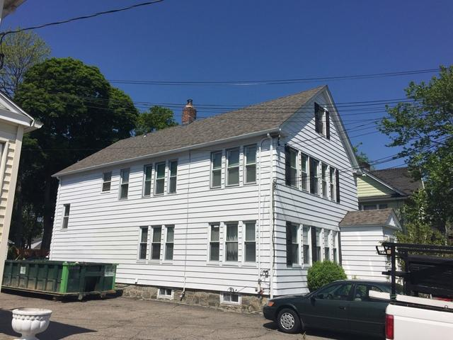 Three Layers of Roofing Replaced in Bridgeport, Connecticut