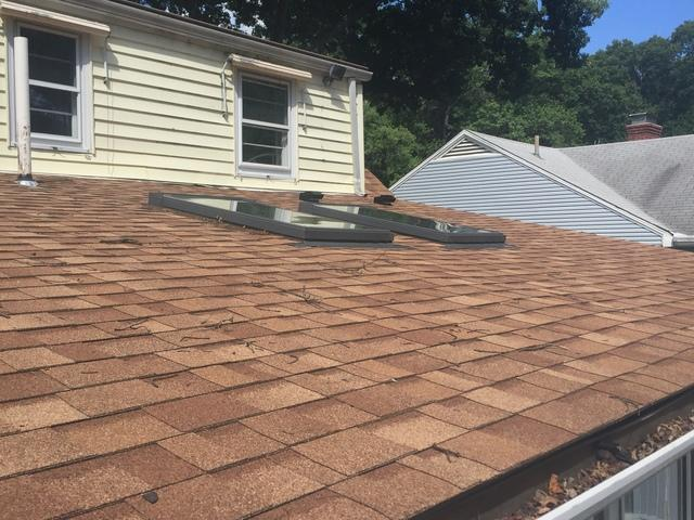 Shallow Roof System Repair in Plainville, Connecticut