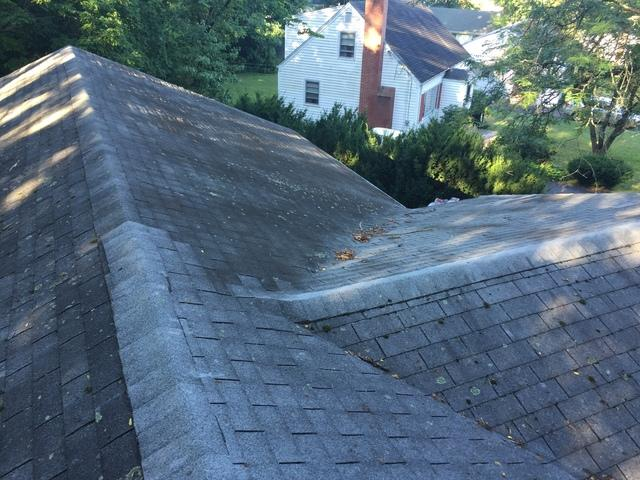Slatestone Grey - Roof Replacement in Old Wethersfield Connecticut