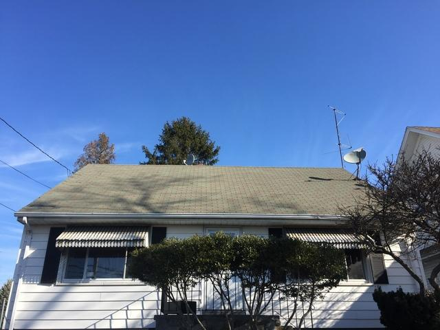 Residential Roof Replacement in Bridgeport, CT