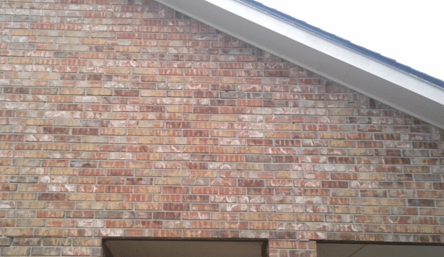 Closing Gaps in Brick in Amarillo, TX