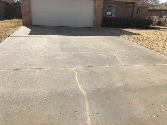 Repairing a Driveway in Lubbock, TX