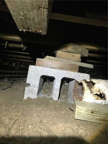 Stabilizing a Crawlspace in Pampa, TX