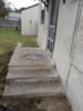 Lifting Sinking Steps with PolyLevel in Canyon, TX
