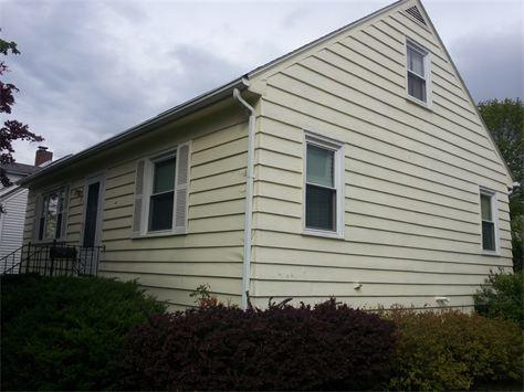 Replacement Siding - Before Photo