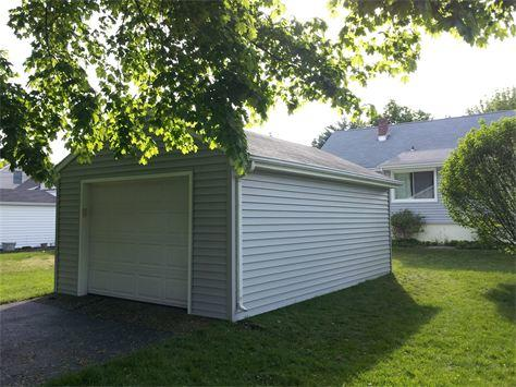 Replacement Siding - After Photo