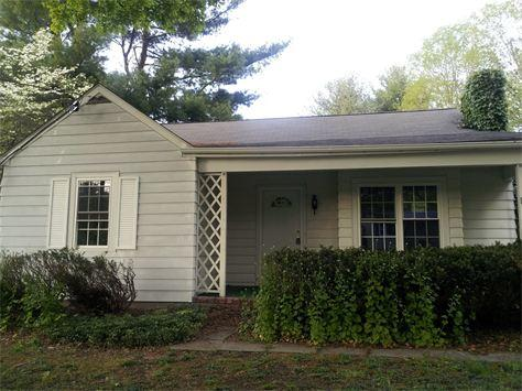 Siding Replacement in Dover Plains, NY - Before Photo