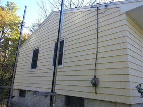 Siding Replacement in Fishkill, NY - After Photo