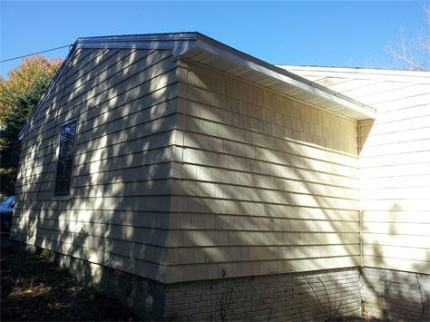 Replacement Siding in Hyde Park NY - After Photo