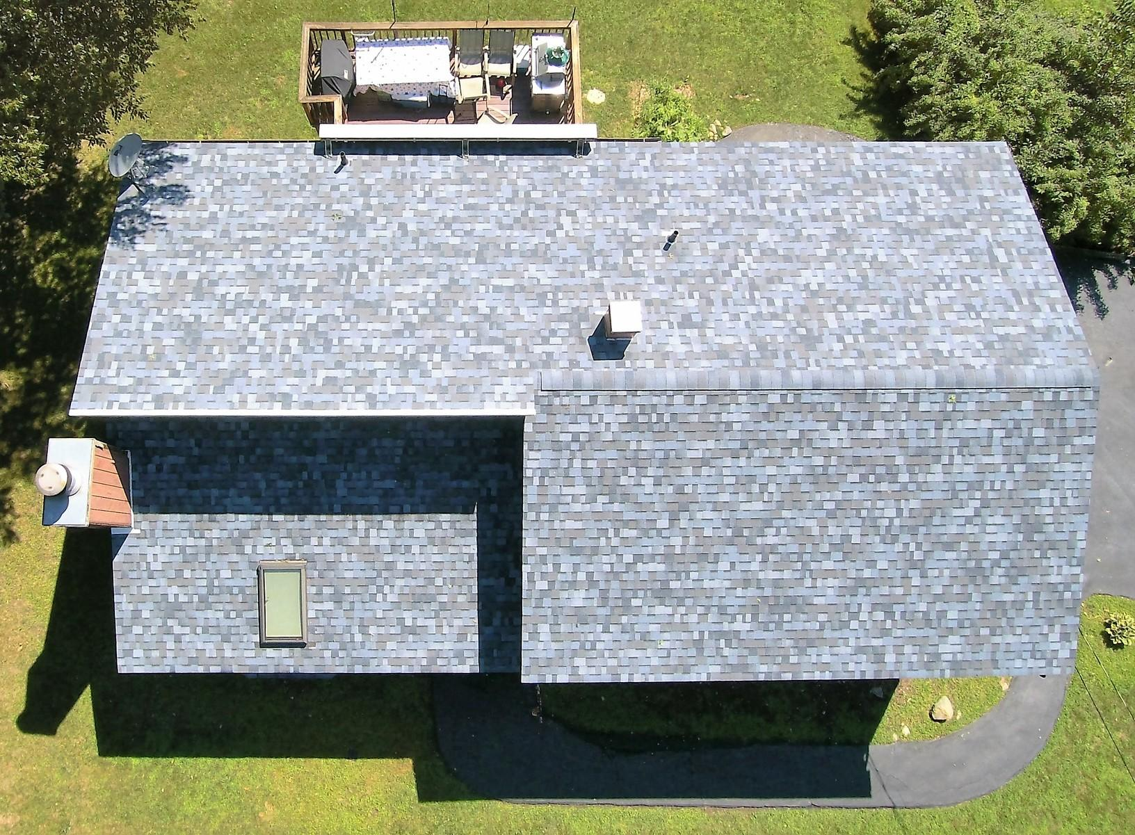 Expert Roof Replacement in Wappingers Falls, NY - After Photo