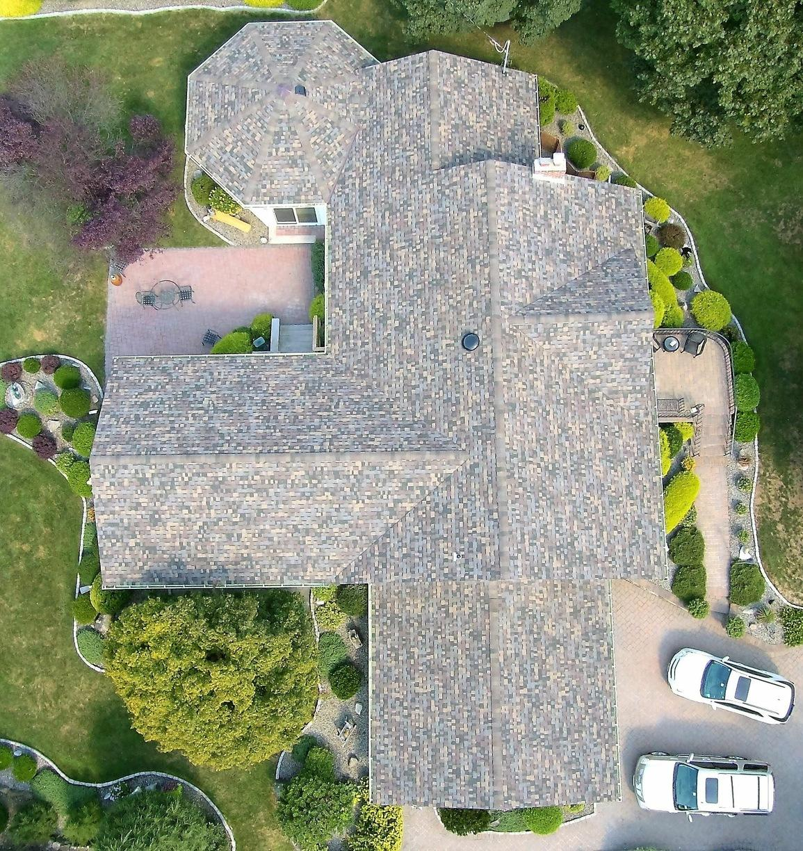 Shingled Roof Replacement in New Windsor - After Photo