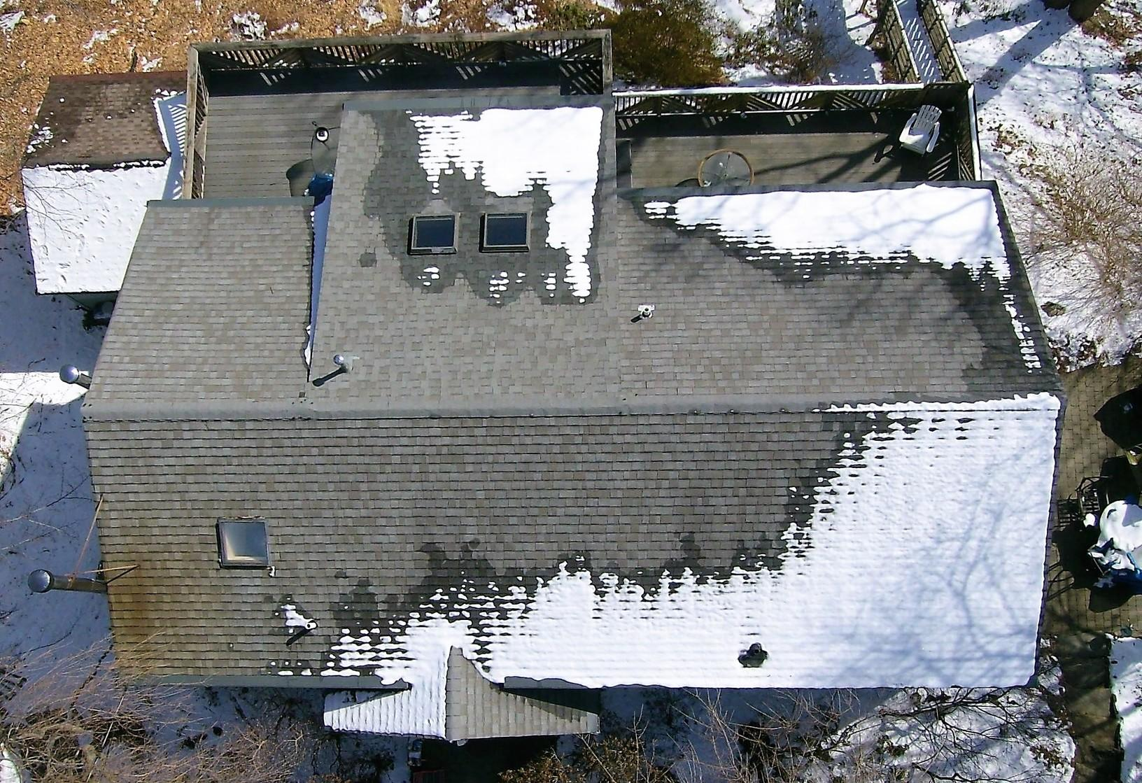 Roof Replacement in Mahopac, New York - Before Photo