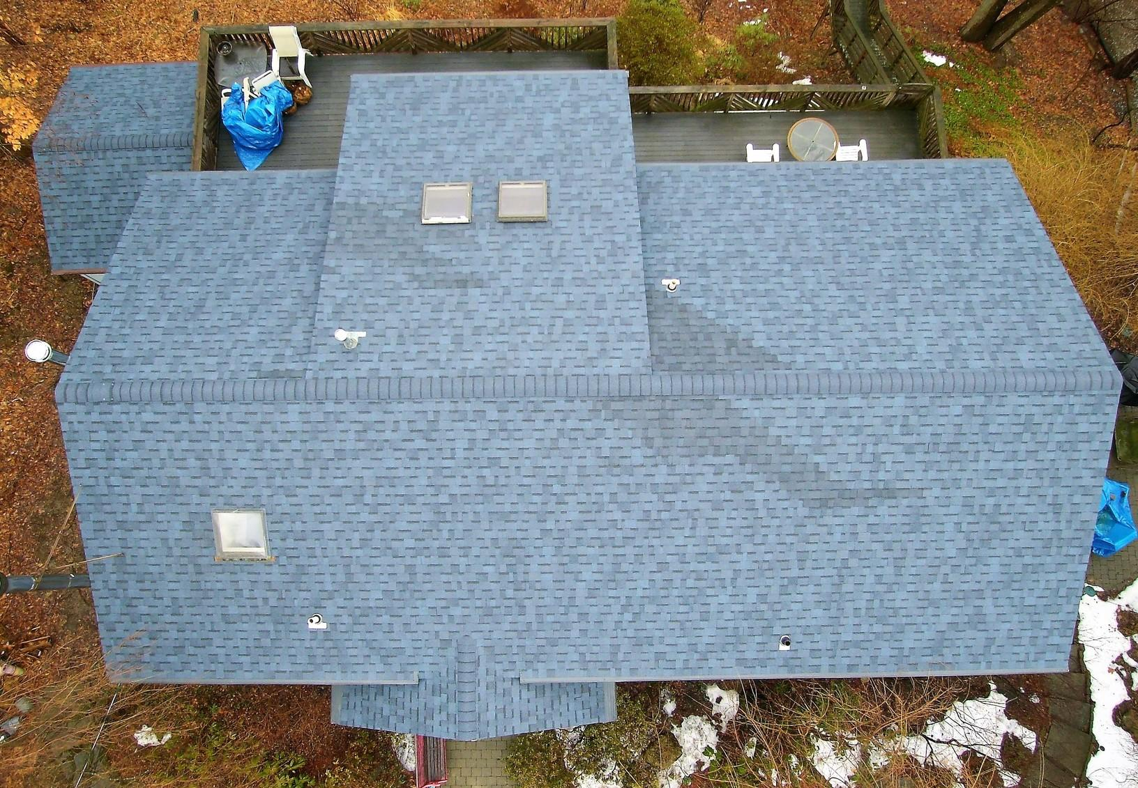 Roof Replacement in Mahopac, New York - After Photo