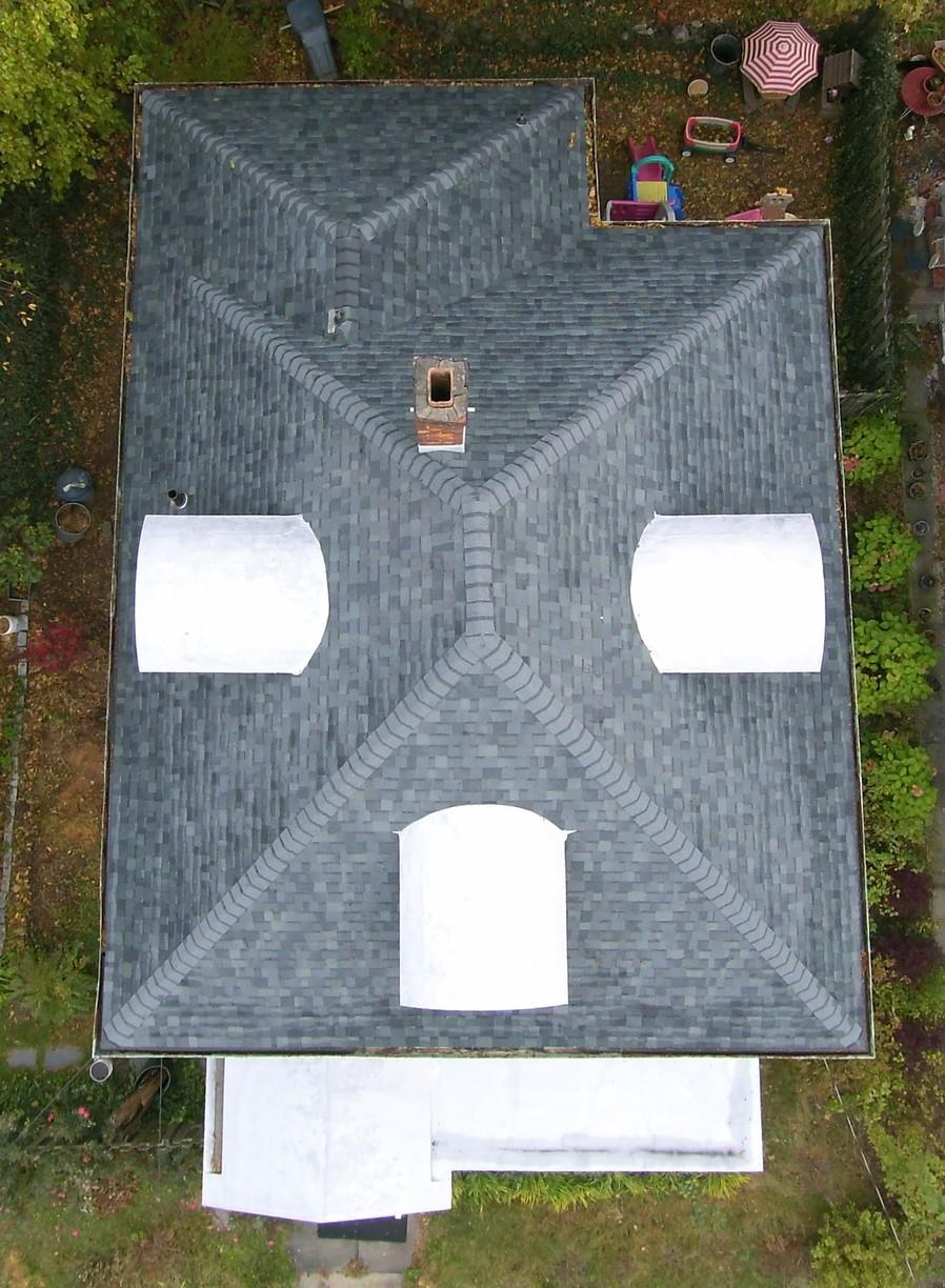 Roof Replacement in Kingston, NY - After Photo