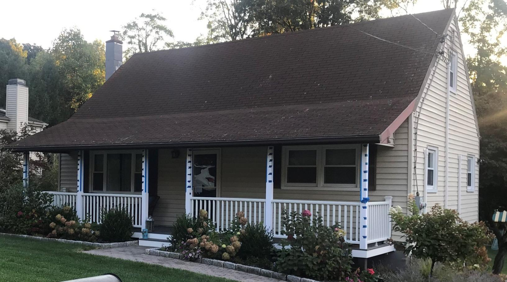 NEW Roof Installation in Cortlandt Manor, NY - Before Photo