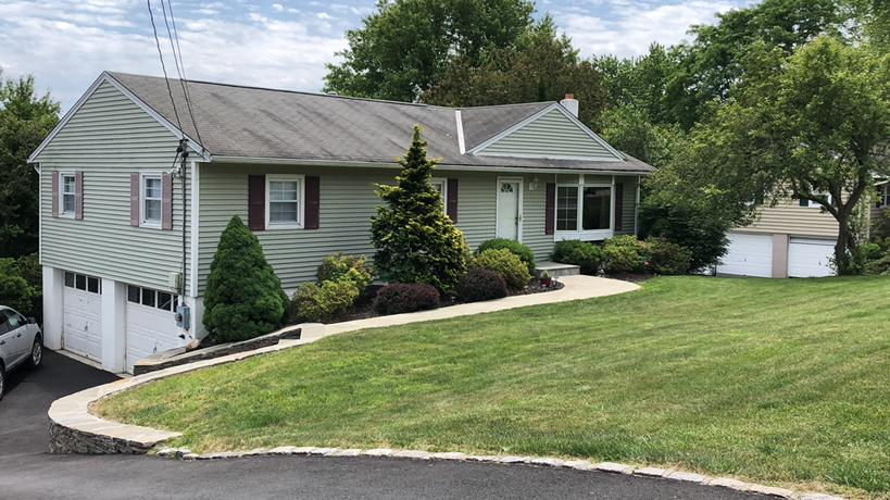 Beautiful Roof Replacement in Wappingers Falls, NY - Before Photo