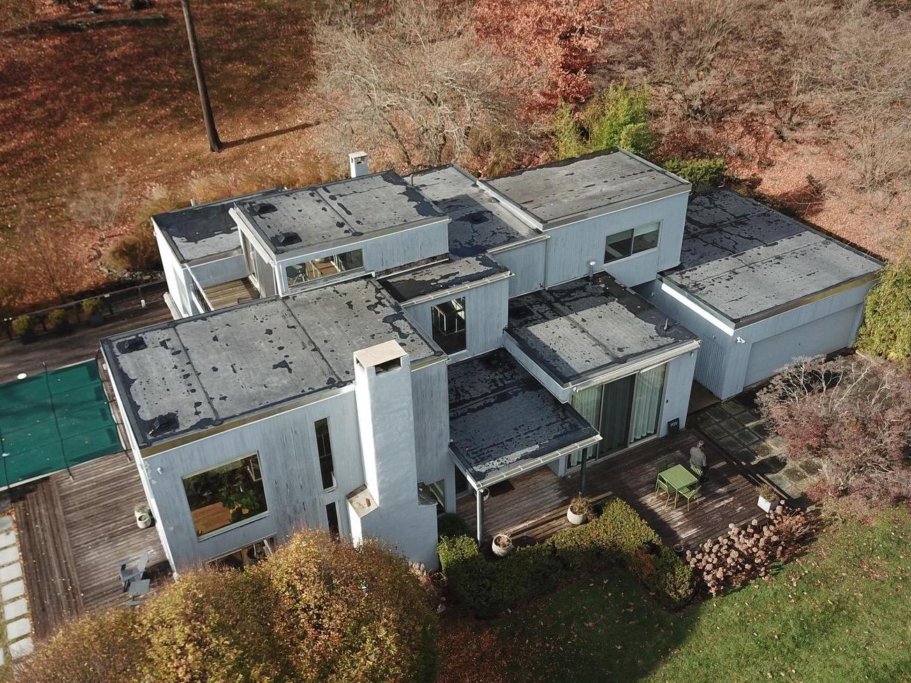 Rubber Roofing in Newburgh, NY - After Photo