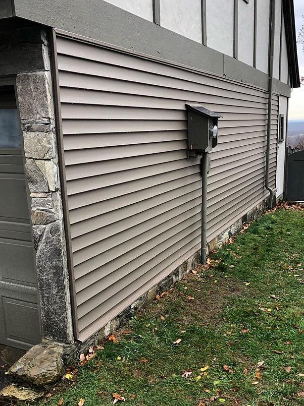 Siding Replacement in Lagrangeville, NY - After Photo