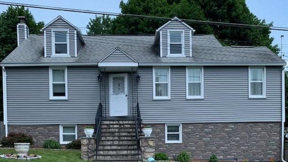 Tando and Vinyl Siding Replacement in Carmel, NY - After Photo