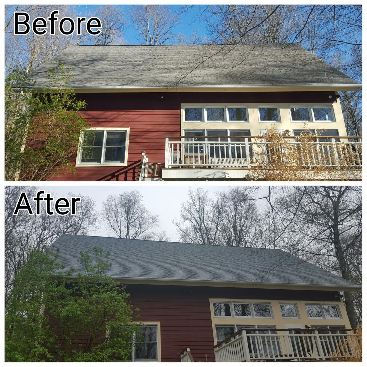 Carmel, NY New Roof Replacement - After Photo