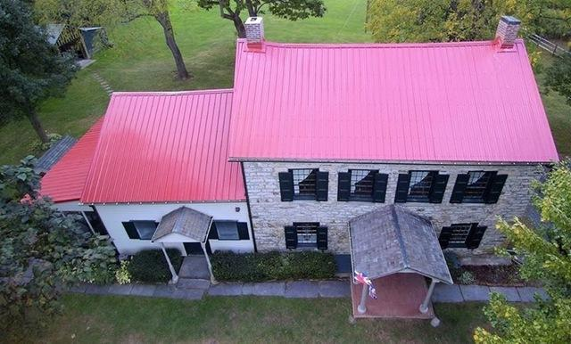 Metal Roof Installation in Saugerties, NY